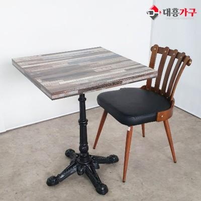 2인 테이블 의자 세트