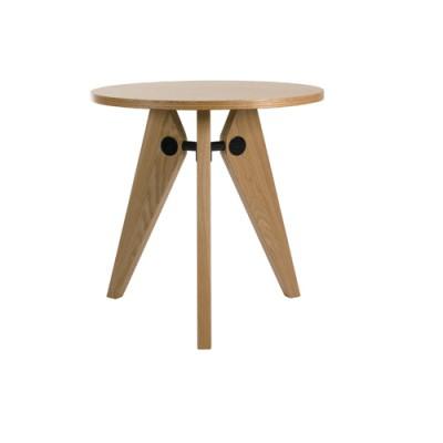 브릿지원형테이블