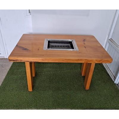 숯 전용 장어구이 로스타  테이블 세트(테이블 850*1300.18EA)