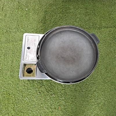 닭갈비 로스타 셋트(링,주물판 포함) (400파이.17EA)