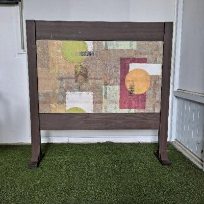 유화 파티션(2EA) 120x120cm