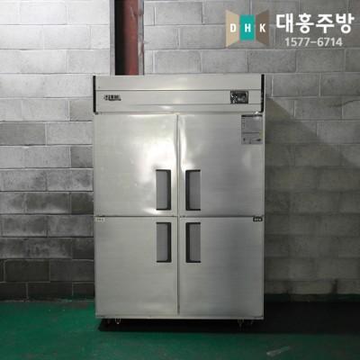 유니크 수직형 냉동냉장고 45BOX