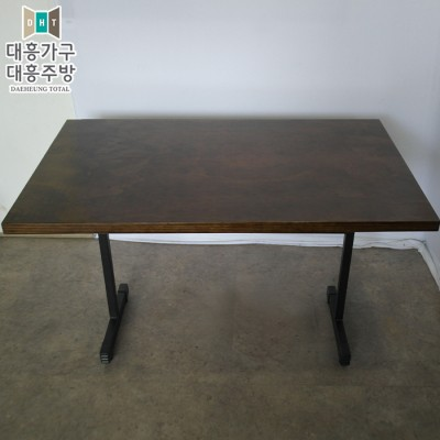 집성목 테이블 (750x1200) 4EA