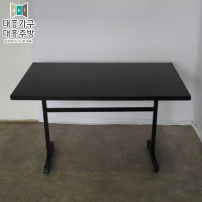 블랙무늬목테이블(700x1200)6EA