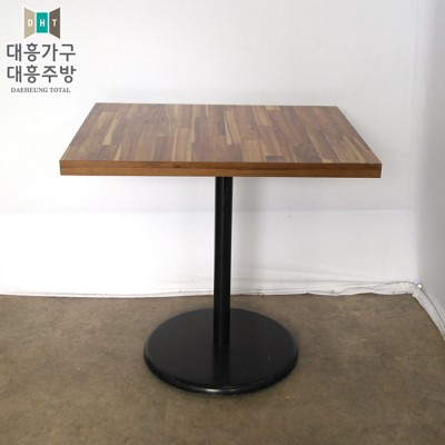 목재테이블 600x750 - 3EA
