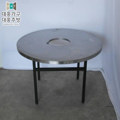 원형 로스타 테이블 1000파이 15EA